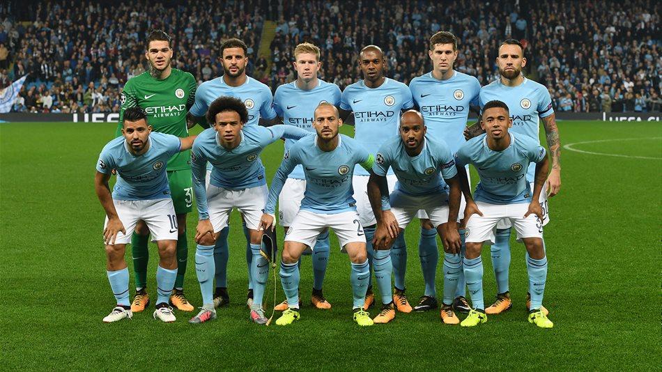 Manchester City tar över