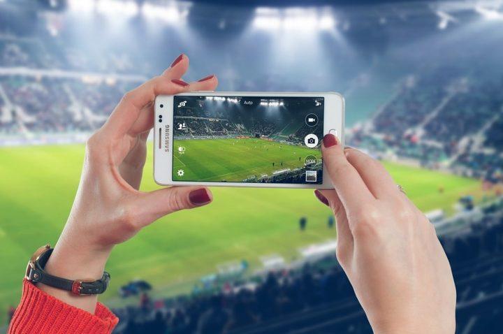 Inspireras av fotbollsstjärnorna till ett aktivt liv